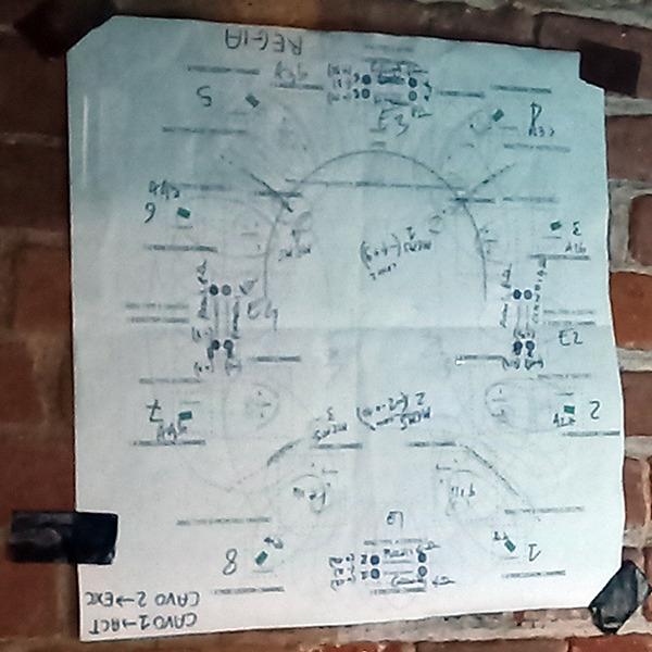 Bamboo Ring schema regia Desing Week 2021 Milano